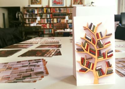 Co-design en bibliothèque